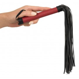 Bad Kitty Bondage Set Red Black