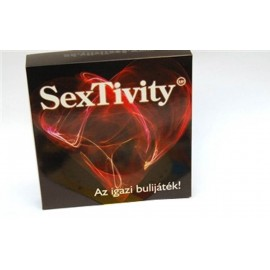 SexTivity - Board Game in Hungarian language