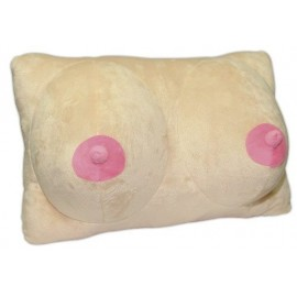 Breasts Plush Pillow