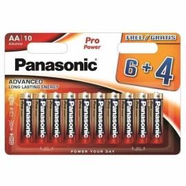Panasonic Pro Power Battery AA 6+4