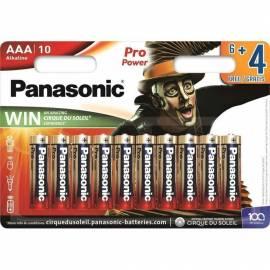 Panasonic Pro Power Battery AAA 6+4