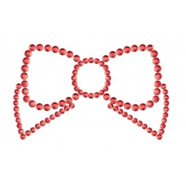 MIMI BOW RED
