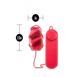 B YOURS TWISTER BULLET RED