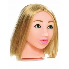 Pipedream Extreme Toyz Fuck My Face Mega Masturbator - Blonde - Flesh