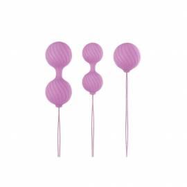 Luxe O' Kegel Balls Pink