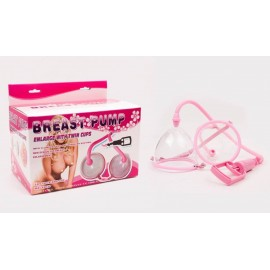 Breast Pump Pink