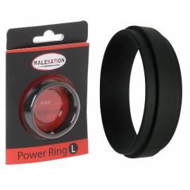 Malesation Power Ring L (Diameter : 4,5 cm)