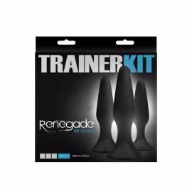 Renegade Sliders Kit Black