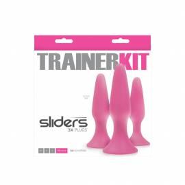 Sliders Trainer Kit Pink