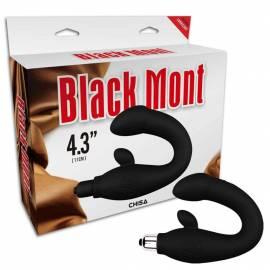 Black Mont P-Spot Perineum Massage-1 - Black