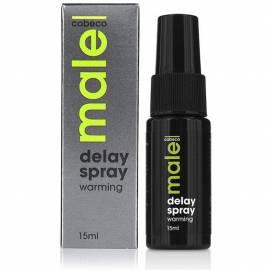 MALE Delay Spray (Warming) - 15ml