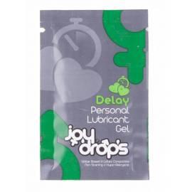 Delay Personal Lubricant Gel - 5ml sachet