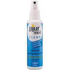 pjur® med CLEAN Spray - 100 ml spray bottle
