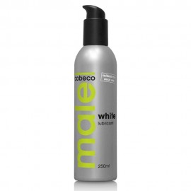 MALE white color lubricant - 250 ml