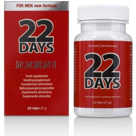 22 Days Penis Extention - 22 tabs