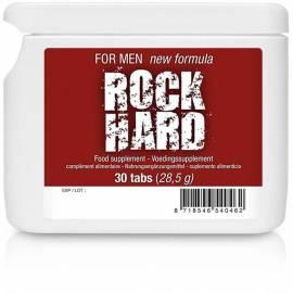 Rock Hard - 30 tabs (Flat Pack)