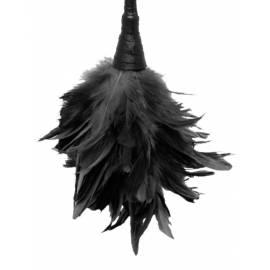 Fetish Fantasy Series Frisky Feather Duster Black